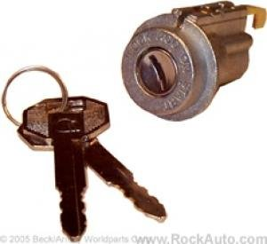 NEW IGNITION LOCK & KEYS MITSUBISHI STARION MONTERO