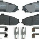 CORVETTE FRONT CERAMIC BRAKE PADS & CADILLAC XLR