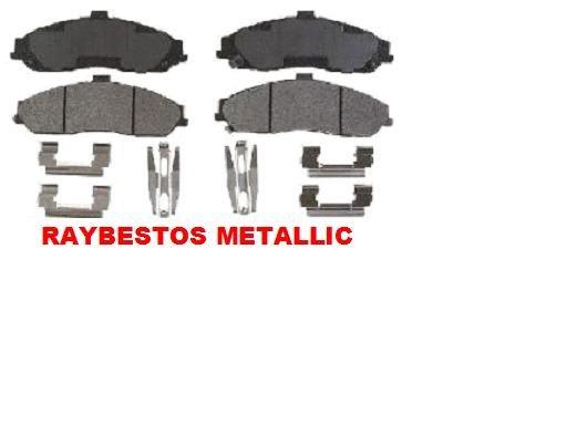 CORVETTE FRONT SEMI METALLIC BRAKE PADS & CADILLAC XLR