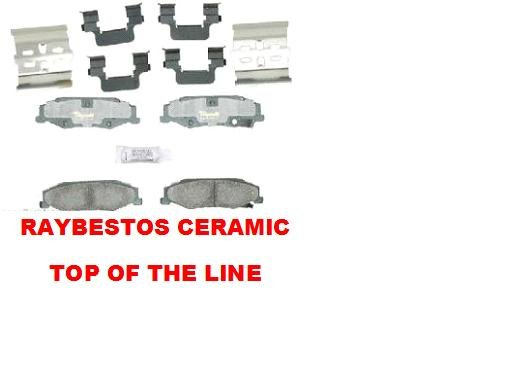 CORVETTE CERAMIC BRAKE PADS REAR & CADILLAC XLR