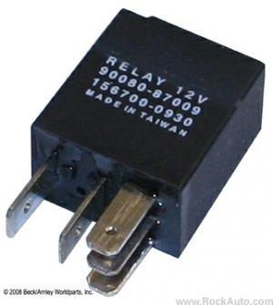 RADIATOR FAN RELAY ES300 ES330 AVALON MR2 PRIUS SCION