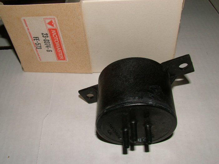 FORD LINCOLN MERCURY EMISSIONS VACUUM AMPLIFIER RESERVOIR USA MADE