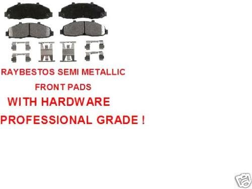 FORD F150 METALLIC BRAKE PADS FRONT 1994 1995 1996-2004