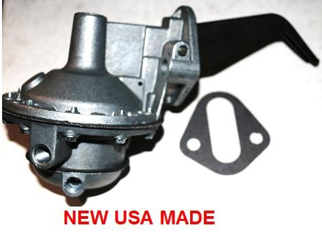 FUEL PUMP JEEP WAGONEER 327 1965 1966 1967 1966 NEW USA MADE REPLACES OBSOLETE ORIGINAL STYLE