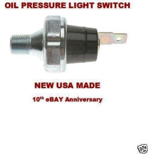 OIL PRESSURE SWITCH JAGUAR XJS XJ6 XJ12 SPITFIRE TR7 GT6 TR8 VOLVO 1800 160 140 120