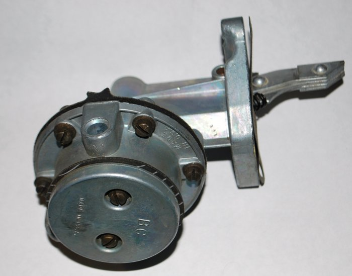 FUEL PUMP  DODGE PLYMOUTH 1957 1958 1959 DODGE TRUCK 1957 1958 FUEL PUMP 6 CYLINDER