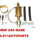 UNIVERSAL ELECTRIC FUEL PUMP IN LINE 30gph 4psi 4 CYLINDER  UNIVERSAL EXTERNAL IN LINE USA MADE NEW