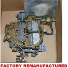 CARBURETOR CHEVROLET GMC C25 C2500 1984 1983 1982 1981 ROCHESTER 4 BARREL FACTORY REMANUFACTURED