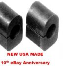 SWAY BAR BUSHINGS CORVETTE CAMARO NOVA BELAIR IMPALA
