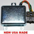 VOLTAGE REGULATOR AMX AMBASSADOR GREMLIN JAVELIN HORNET MATADOR JEEP IHC & SCOUT