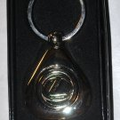 LEXUS KEYCHAIN GIFT BOXED SPINNING LOGO CHROME