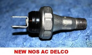 DELCO TRANSMISSION CONTROL SWITCH TH350 1970 1971 CAMARO CHEVELLE IMPALA CORVETTE OLDSMOBILE 67-1974