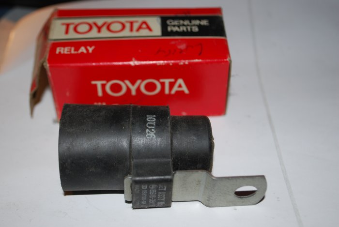 TOYOTA FLASHER RELAY 85916-35010 NIPPONDENSO 058700-041