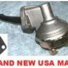 FUEL PUMP 1960 EDSEL CORSAIR 1959 1960 EDSEL RANGER NEW