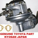 TOYOTA COROLLA FUEL PUMP 1977 1978 1979 2TC TOYOTA 23100-2922 KYOSAN DENKI MADE IN JAPAN NEW