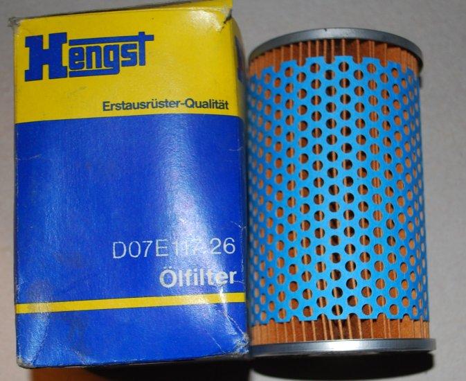 OIL FILTER MERCEDES 2.2L 2.3L 2.5L 2.8L 1960's 1970'S D07E117.26 MERCEDES 0001800009