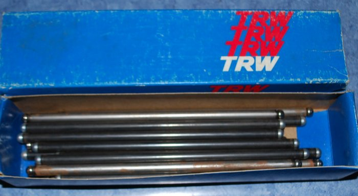 FORD MERCURY 351w PUSHRODS 16 pcs TRW FORD 351 WINDSOR