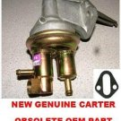 FUEL PUMP 1975 MERCURY CAPRI 2.3L 2300cc NOS CARTER