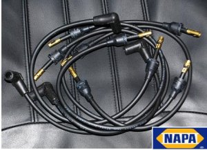 SPARK PLUG WIRES RX7 1979 1980 1981 1982 1983 1984 1985