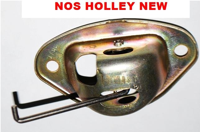 CHOKE THERMOSTAT CHRYSLER DODGE PLYMOUTH 383 440 DUSTER 340 HOLLEY 4 BARREL  H-4 NOS HOLLEY 3512867