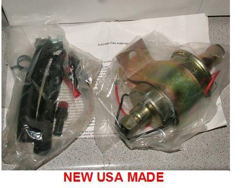 ELECTRIC FUEL PUMP TRIUMPH GT6 SPITFIRE TR250 TR4A TR6 TR7 TR8 FUEL PUMP 12 VOLT 30gph 4psi