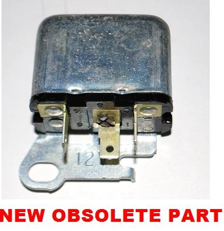 A/C CLUTCH Relay HOLD-IN Relay 1969 1970 OLDSMOBILE 442 F85 CUTLASS A/C RELAY AIR CONDITIONING RELAY