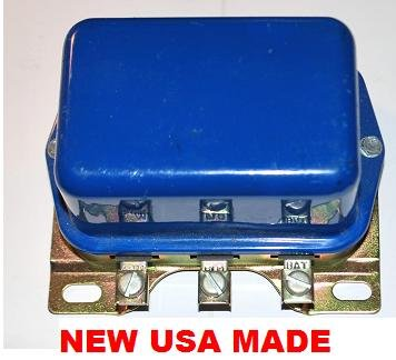 VOLTAGE REGULATOR FORD MERCURY 1956 1957 1958 1959 1960 1961 1962 1963 1964 Lincoln 1956-1960