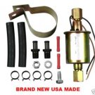 BIO DIESEL FUEL PUMP ELECTRIC IN LINE FUEL PUMP 10psi-14psi 35gph 12volt BIO DIESEL FUEL PUMP