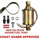 ELECTRIC FUEL PUMP FORD OMC COBRA MARINE FORD 2.3L MARINE RATED PUMP