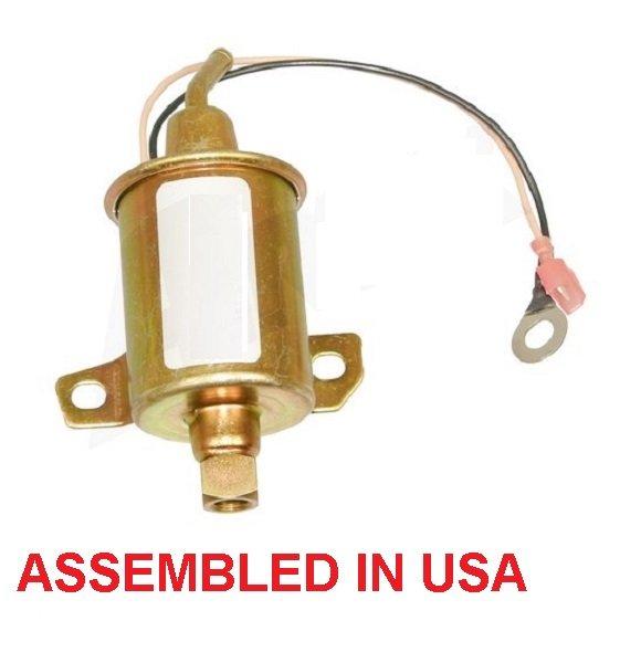 ONAN GENERATOR FUEL PUMP REPLACE CUMMINS A029F889 ONAN 149-2311 ONAN 149-2311-02 ASSEMBLED IN USA