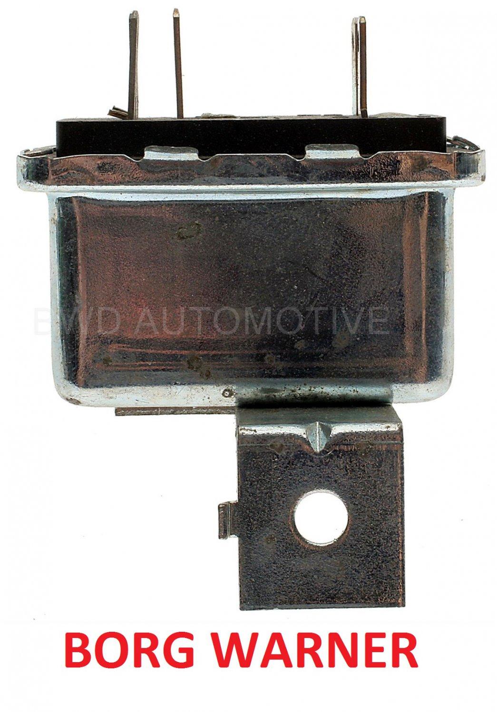 Blower Motor Relay CHEVROLET G10 CHEVROLET G20 CHEVROLET G30 1974 1975 1976 1977