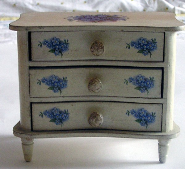 Chest Of Drawers Home Decor Ornament Crafts Tuscany