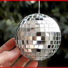 SPARKLNG LIGHT 4 INCH Mini Disco MIRROR BALL Party fun, reflected sunlight