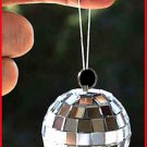 SPARKLNG LIGHT 2 INCH Mini Disco MIRROR BALLS  Party, car mirror, 3 feet of cord