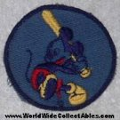 WWII era Disney Bond Bread Premium Patch Mickey Mouse plays Baseball