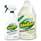OdoBan - Odor Eliminator & Multi-Purpose Cleaner Pack ( 128oz jug & 24oz bottle )