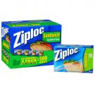 Ziploc - Sandwich Bags  (4 Pack / 125 ct. each)