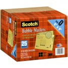 Scotch Size 0 Bubble Mailers  (25 pack)