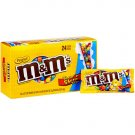 M&M Peanut Chocolate Candies - King Size (24 pack)