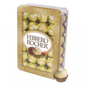 Ferrero Rocher - Hazelnut Chocolates (21.1oz)