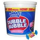 Dubble Bubble Bubble Gum  (380ct Tub)