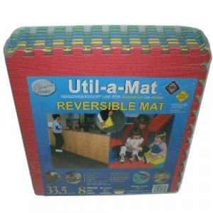 Reversible Safety / Play Mats  (8 pack)