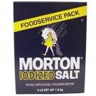 Morton - Iodized Table Salt  (4 pk. / 4 lb. box)