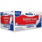Marathon® - Multi-fold Folded Towels White  (4,000ct)