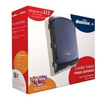 Marathon® - Folded Towel Dispenser  (Smoke)