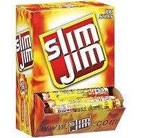 Slim Jim® Smoked Snacks  (2 Pack / 100 ct. ea.)