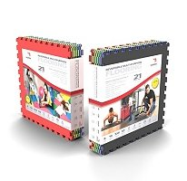 Reversible Safety / Play Mats  (2 Pack / 8 mats each)