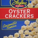 Skyline Cincinnati Chili Oyster Crackers (3 / 6 oz. packages)