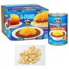 Skyline Chili® - Cincinnati Chili  (4 Pack / 15 oz. cans) w/ Skyline Oyster Crackers (3 / 6oz.)