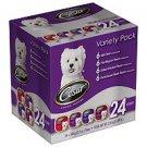 Cesar® - Small Dog Canine Cuisine Variety Pack  (24 / 3.5oz trays)